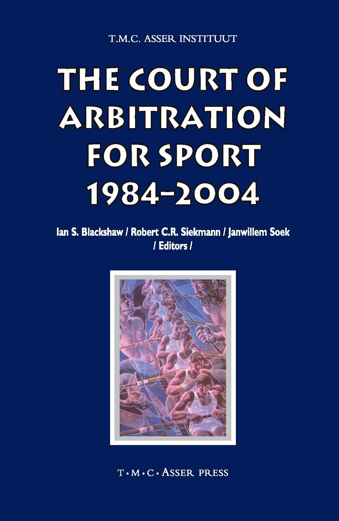 The Court of Arbitration for Sport 1984–2004